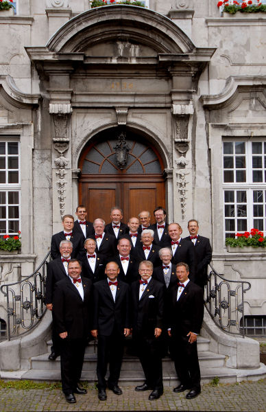 Pfarrausschuss-Mitglieder (Aufnahme aus 2008)