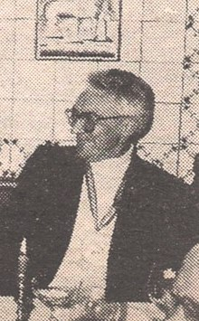 Bildausschnitt Herrenabend 1980
